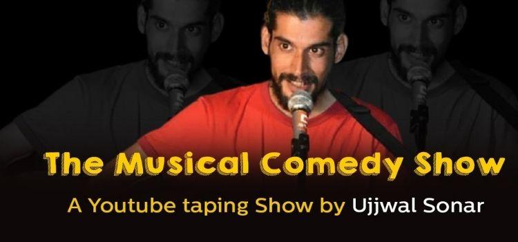 Ujjwal Sonar Live Virtual Comedy Show