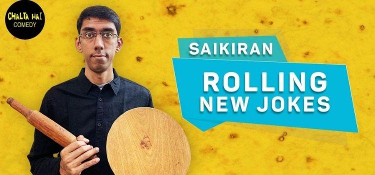 Virtual Comedy Show Ft. Saikiran