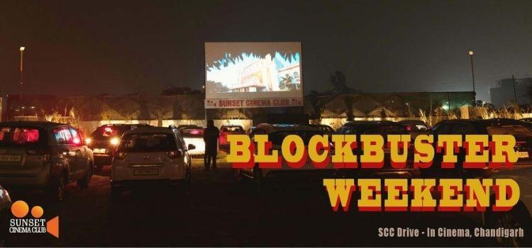 SCC Drive In Blockbuster At Piccadilia Chandigarh