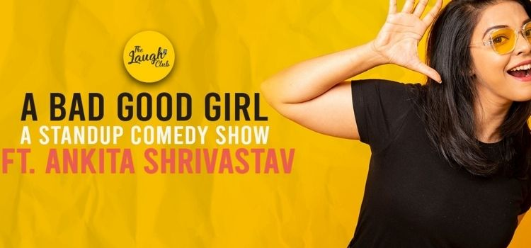 Stand Up Comedy Ft Ankita At Laugh Club Chandigarh