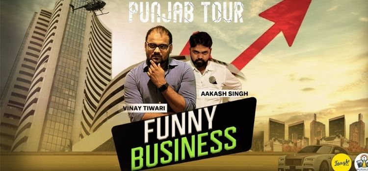 Live Comedy Business At Laugh Club Chandigarh