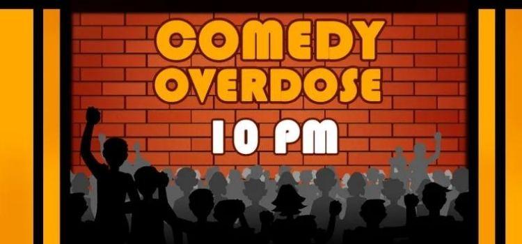 Virtual Comedy Overdose Open Mic