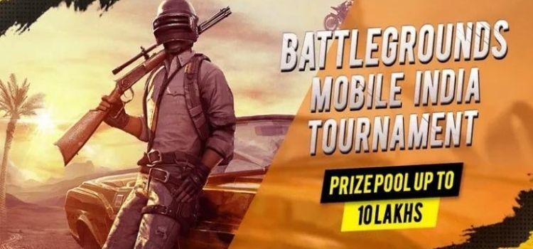 Virtual Battleground Mobile India Tournament