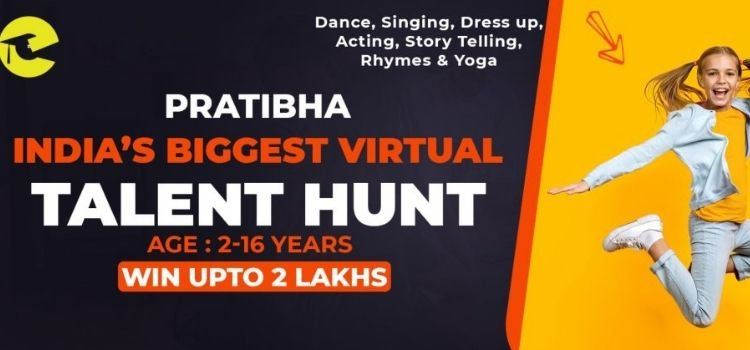 Pratibha - India's Biggest Virtual Talent Hunt