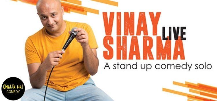 Vinay Sharma Virtual Standup Comedy