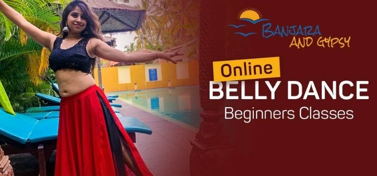 Virtual Belly Dance Beginner Class