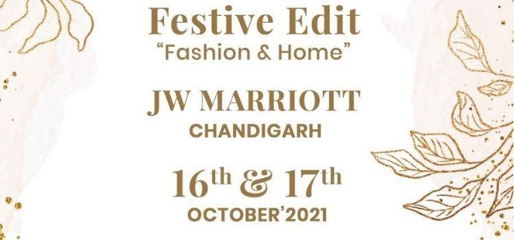 Fashion&Home Exhibition at JW Marriott Chandigarh
