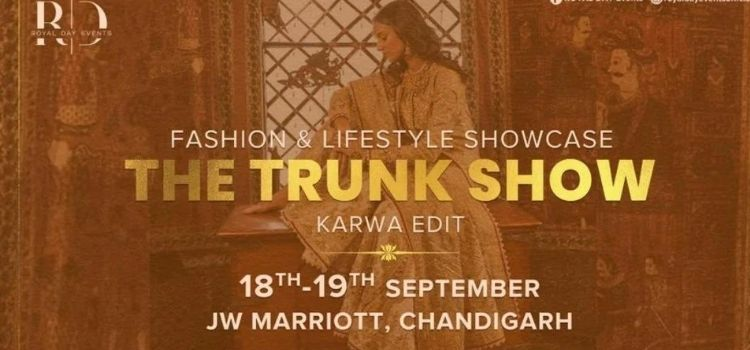 The Trunk Show - Fashion Exhibition At JW Marriott