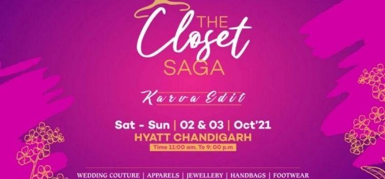 The Closet Saga At Hyatt Chandigarh