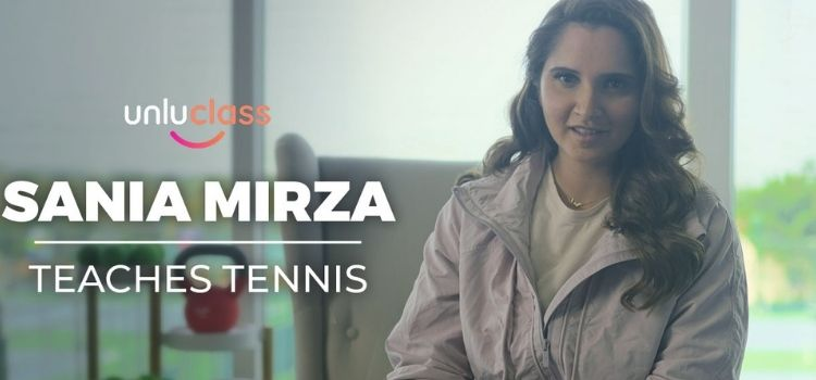 Virtual Sania Mirza Tennis class by Online Events