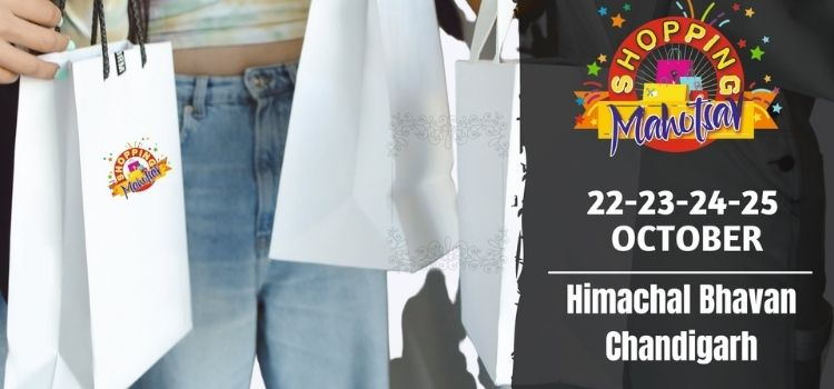 Shopping Festival At Himachal Bhavan Chandigarh