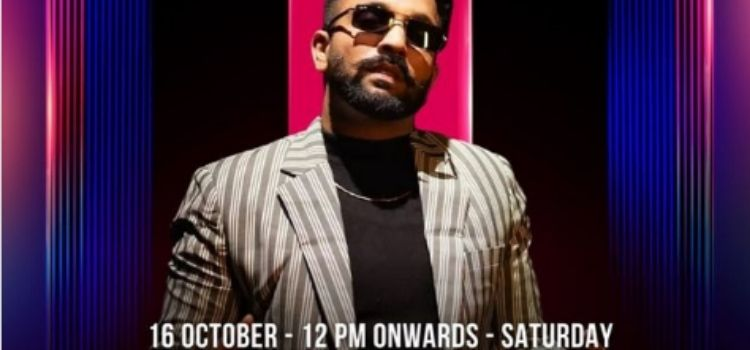 Dilpreet Dhillon Live At The Finch Chandigarh