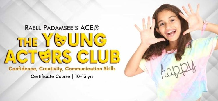 Virtual Young Actors Acting Club Workshop