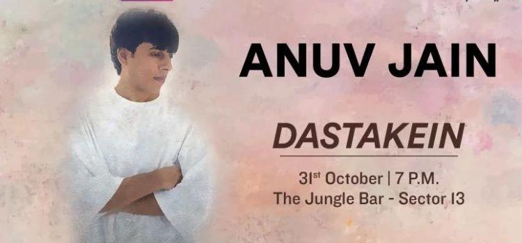 Anuv Jain Live Music At The Jungle Bar Chandigarh