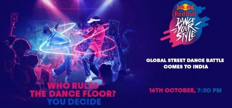 Virtual Red Bull Dance Your Style India