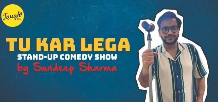 Live Comedy By Sundeep Sharma At The Laugh Club