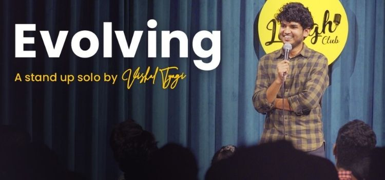 Evolving Standup Solo At The Laugh Club Chandigarh