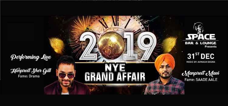 2019 NYE Grand Affair Ft. Manpreet Mavi & Harpreet Shergill