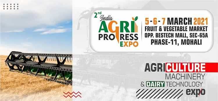 2nd India Agri Progress Expo In Mohali