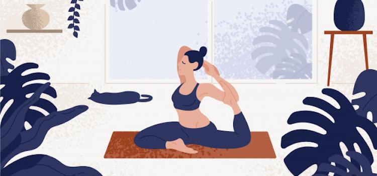 4 Yoga Asanas For Better Health
