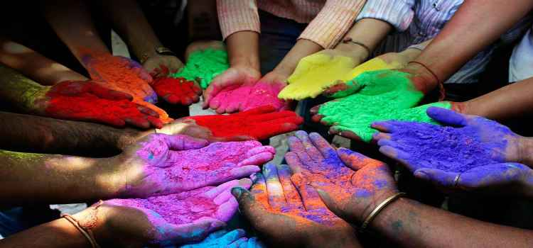5 Super Fun-Tastical Alternative Ways to Holi Parties in Chandigarh!