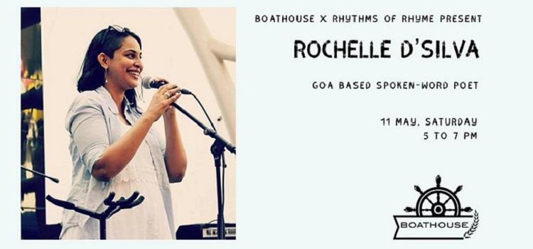Boathouse Presents: Rochelle D'Silva