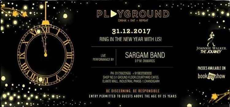 This New Year, What Happens At Playground Stays At Playground
