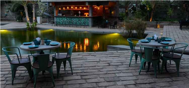 A Meal Under Stars: Some Of The Best Outdoor Cafes In Koramangala