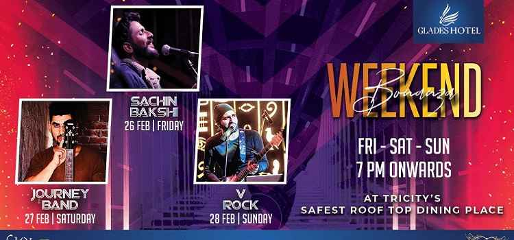 Weekend Bonanza At Glades Hotel Mohali