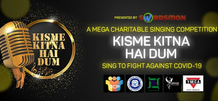 Online Mega Charitable Singing Event