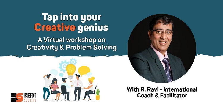 A Virtual Workshop on Creativity & Problem Solving