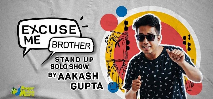 Aakash Gupta Live At Laugh Club Chandigarh