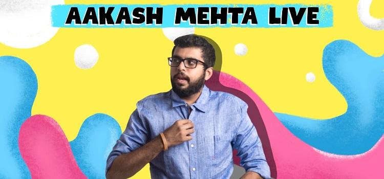 Aakash Mehta Live At Laugh Club Chandigarh