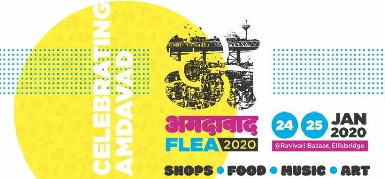 Aamdavad Flea 2020 In Ahmedabad