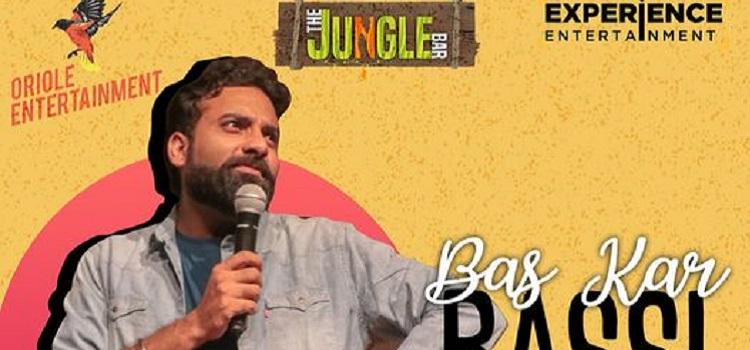 Abhinav Bassi Live At Jungle Bar Chandigarh