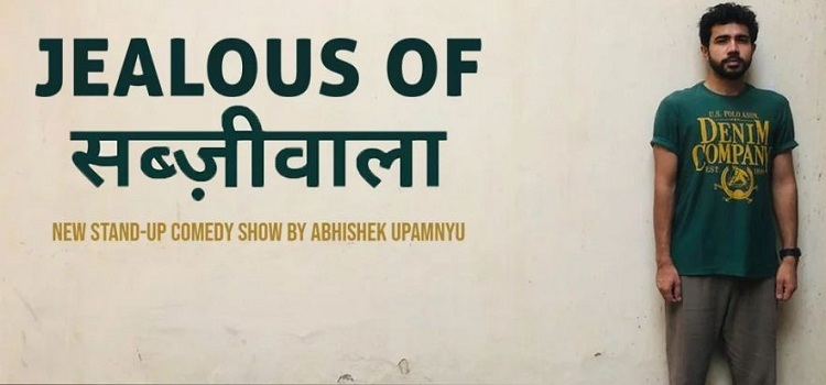 Abhishek Upmanyu Live At Labh Mandapam Indore
