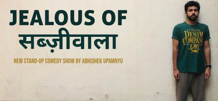 Abhishek Upamnyu At Tagore Theatre Chandigarh