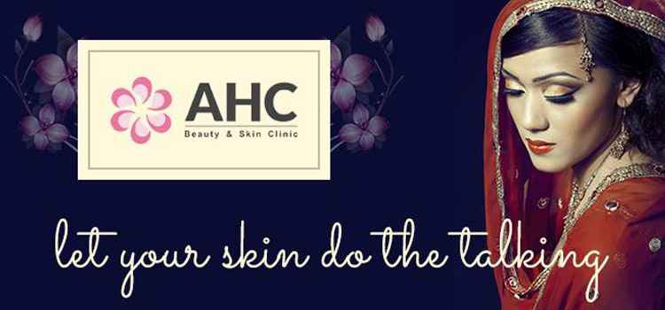 Let Your Skin Do The Talking: AHC Beauty & Skin Clinic