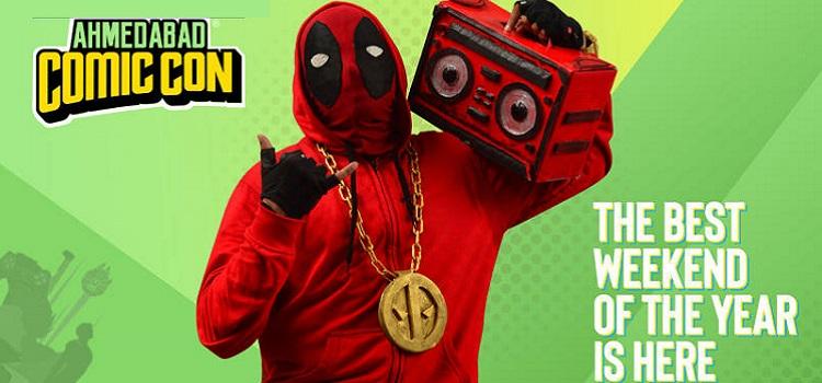 Ahmedabad Comic Con 2020