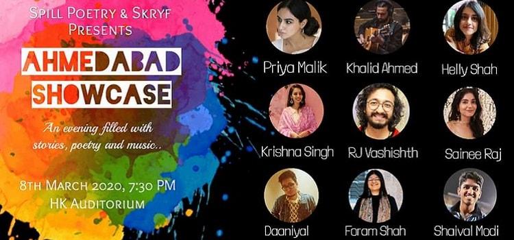 Ahmedabad Showcase At Skryf Cafe