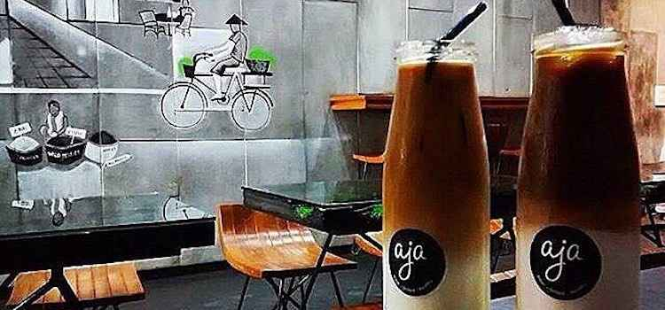 Aja Fresh, Grilled & Healthy - Your One Stop For Healthy Beverages