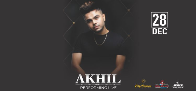Have A Blast Watching Akhil Performing Live At 15th Anniversary Of Hotel City Heart Premium