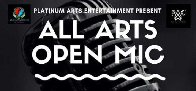 All Arts Open Mic At PAC Chandigarh