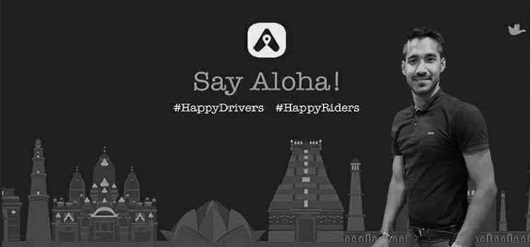 Aloha - How This Chandigarh Based Startup Aspires To Challenge Uber & Ola Monopoly