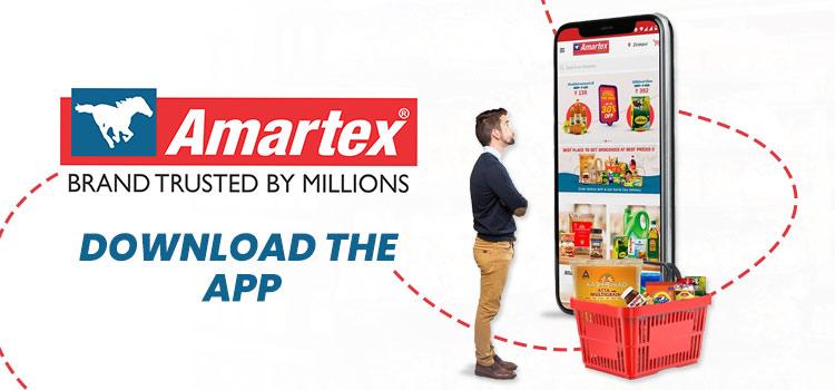 Amartex Family Mart App - A Shopper's Paradise!