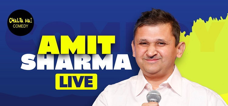 Amit Sharma Virtual Comedy