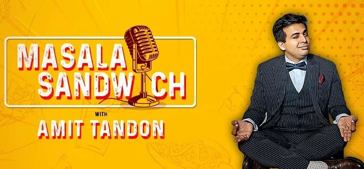 Masala Sandwich With Amit Tandon In Indore