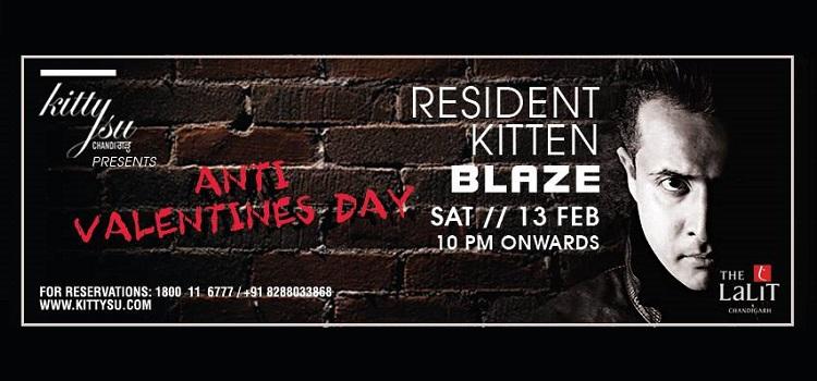 Anti Valentine's Night At Kitty Su Chandigarh