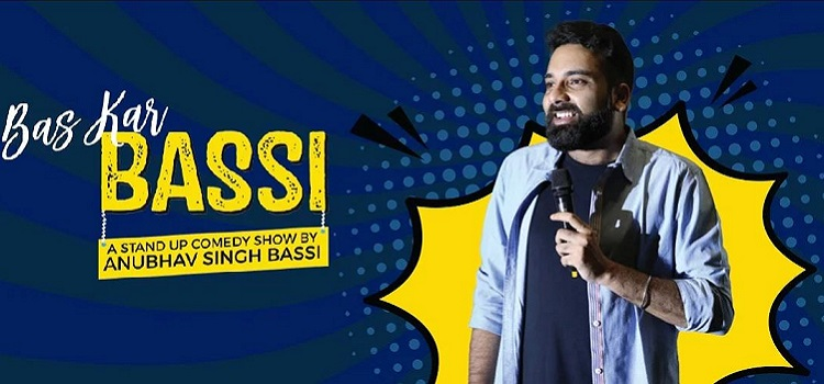 Comedy Show By Anubhav Singh Bassi In Ahmedabad