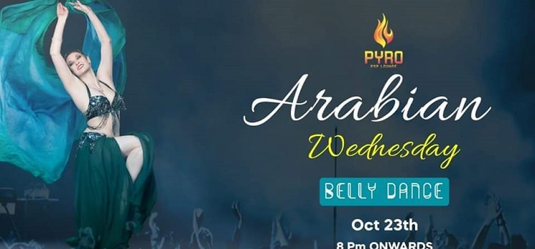 Arabian Night At Pyro by Pyro